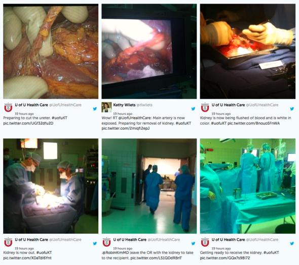 @UofUHealthcare Kidney Transplant